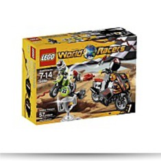 174 World Racers Snake Canyon 8896
