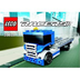 lego racers mini truck bagged