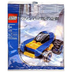 lego racers mini blue racer bagged