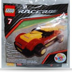 Mc Donalds Happy Meal 2009 Lego Racers