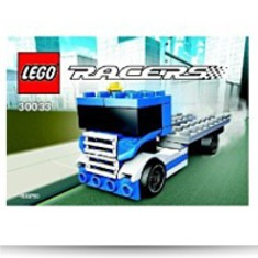 Racers Mini Set 30033 Truck