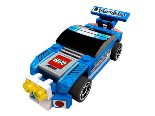 Racers Rally Sprinter Racer Lego Sets