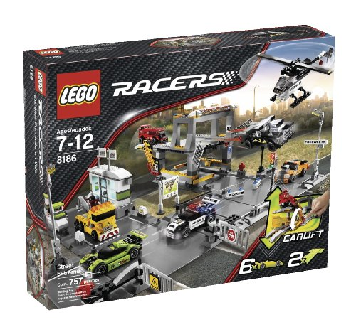 Compare - Racers Street Extreme vs #174; World Racers Blizzard's ...
