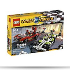 World Racers Wreckage Road 8898