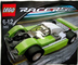 lego racers mans sports green bagged
