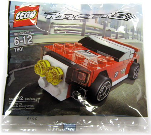 Racers Mini Set 7801 Rally Racer