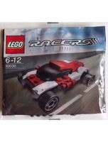 Racers Tiny Turbos Mini Figure Set 30030