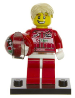 Speedy Racer Minifigures Series 3